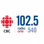 Logo da emissora Radio CBC - Radio One 540 AM-94.1 FM
