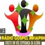 Logo da emissora Rádio Gospel Inhapim