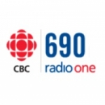 Logo da emissora Radio CBC - Radio One 690 AM