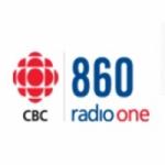 Logo da emissora Radio CBC - Radio One 860 AM