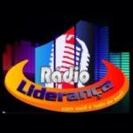 Logo da emissora Rádio Liderança FM