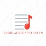 Logo da emissora Rádio Alegria No Lar