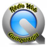 Logo da emissora Rádio Web Guimarania