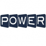 Logo da emissora Power FM 97.2