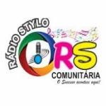 Logo da emissora Rádio Stylo