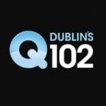 Logo da emissora Q 102 FM