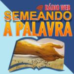 Logo da emissora Rádio Semeando a Palavra