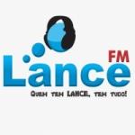 Logo da emissora Rádio Lance 87.9 FM