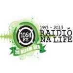 Logo da emissora Raidio Na Life 106.4 FM