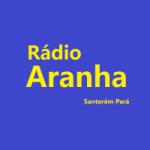 Logo da emissora Rádio Web Aranha