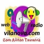 Logo da emissora Web Rádio Vilanova