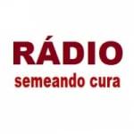 Logo da emissora Rádio Semeando Cura