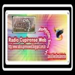 Logo da emissora Rádio Cupirense Web