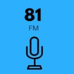 Logo da emissora 81 FM