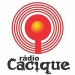 Logo da emissora Rádio Cacique 104.9 FM