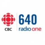 Logo da emissora Radio CBC - Radio One 640 AM