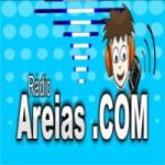 Logo da emissora Rádio Areias