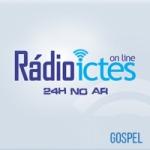 Logo da emissora Rádio ICTES