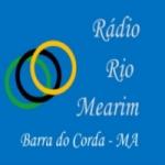 Logo da emissora Rádio Rio Mearim