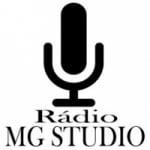 Logo da emissora Rádio MG Studio