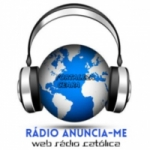 Logo da emissora Rádio Anuncia-me