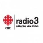 Logo da emissora Radio CBC - Radio 3