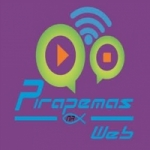 Logo da emissora Pirapemas Na Web
