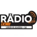 Logo da emissora Rádio Web Licínio