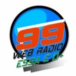 Logo da emissora Webrádio 99