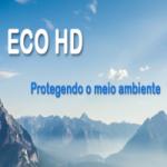 Logo da emissora Eco Hd
