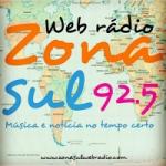 Logo da emissora Web Rádio Zona Sul