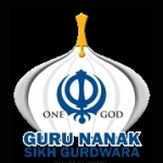 Logo da emissora Radio Guru Nanak Gurudwara