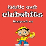 Logo da emissora Rádio Clube Hits