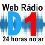 Logo da emissora Rádio Diário 1