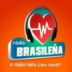Logo da emissora Rádio Brasileña