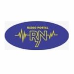 Logo da emissora Rádio Portal RN7