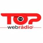 Logo da emissora Top FM Web Rádio