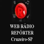 Logo da emissora Web Rádio Repórter