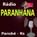 Logo da emissora Rádio Paranhana