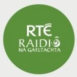 Logo da emissora RTE Raidio na Gaeltachta 92 FM