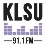 Logo da emissora Radio KLSU 91.1 FM