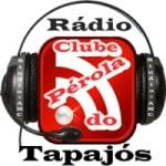 Logo da emissora Rádio Clube Pérola do Tapajós