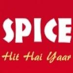 Logo da emissora Radio Spice 102.1 FM