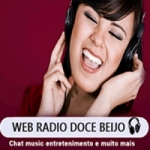 Logo da emissora Web Rádio Doce Beijo