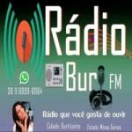 Logo da emissora Rádio Buri