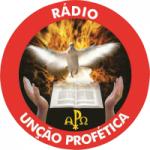 Logo da emissora Unção Profética