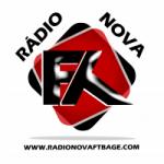 Logo da emissora Rádio Nova FT
