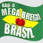 Logo da emissora Rádio Mega Brega Brasil