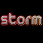 Logo da emissora Storm 106.2 FM