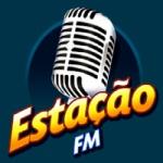 Logo da emissora Rádio Estação FM Inhapim